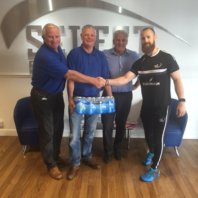 Widnes hydration partners