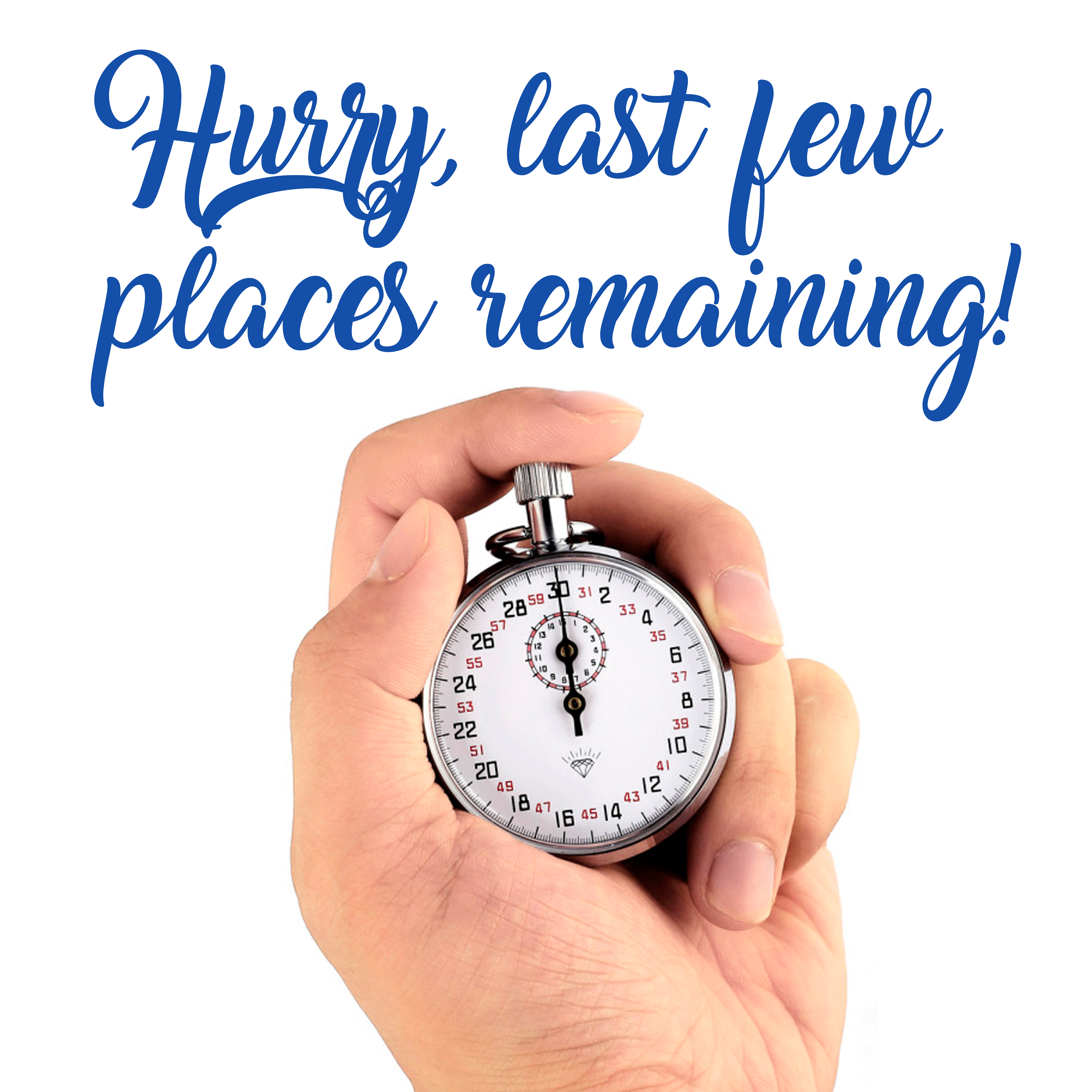 Last places remaining